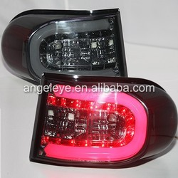 2007-2013 year FJ Cruiser For TOYOTA LED Rear Light Smoke Black Color SN