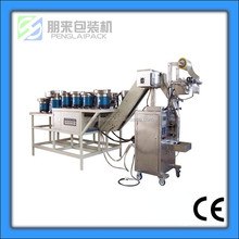Overseas after-service plastic bag automatic counting packing machine for hardward