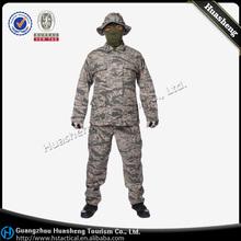 Usa camouflage uniformes de gros uniformes de l'armée militaire