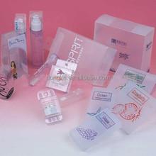 Customize Various Shapes Clear Plastic Pvc Box