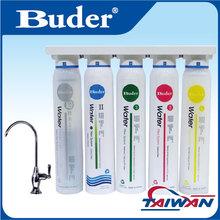 [ Taiwan Buder ] El mejor Filtro Residencial Purificador de Agua para uso Doméstico