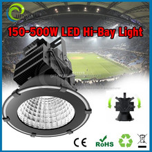 LED high bay ac85-265v 500w high power 2015 new arrival ip65 meanwell driver ce rohs ,high bay 500w light