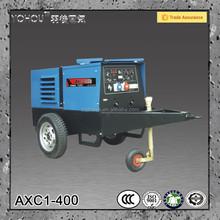 Diesel 3 phase welding machine 230v 400 amp price