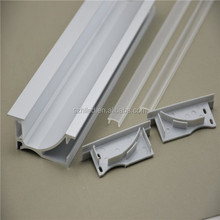 Big Size LED Aluminum Profile for Recessed Wall or Celing Mouting Decoration