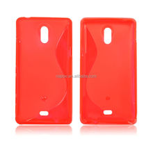 Existing Mould TPU Mobile Phone Case Cover for Sony Xperia T LT30p