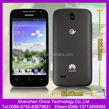 Huawei C8812D cdma gsm dual sim android smart phone 4 inch 3G EVDO 800 and 1900MHz Android OS 4.0 Ram 512m 4GB with two cameras