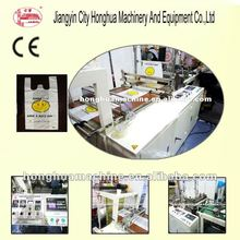 2012 HOT !! China Manufacture Good Quality Multifunctional Computer Controlled shopping plastic bag making machine price