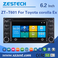 Car dvd player For TOYOTA Zelas 2011 Car DVD GPS Navigation system FM/AM Radio Audio multimedia Bluetooth RDS 3G wifi
