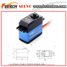 Feetech Fi7617M high torque Programmable 1 8 rc car Digital Servo