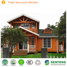 2015 Low-Cost Best Design Prefabricated Wooden House