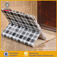 Hot & new! Slim magnetic pu leather case stand for ipad 2 3 4