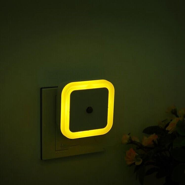 morden acryl led licht bediende inductie sensor baby slaapkamer, Meubels Ideeën