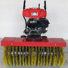 sweeper snow blower,2015 new model,11hp loncin engine, winter machinery