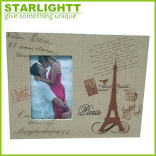 Custom Printed Mdf Photo Frame ,Diy Picture Photo Frame