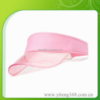 Cheapest custom sun visor, hot selling sun visor cap