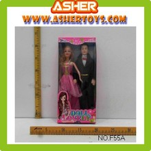 Wholesale Prices Innovative Funny Girl and Man Husband And Wife Doll
