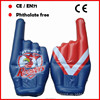 80CM PVC promotional inflatable hand