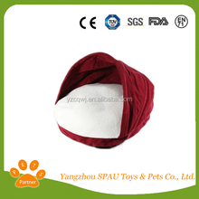 Best sale comfortable warm lamb plush cat bed