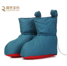 Down Boot Slipper