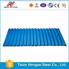 SGCC Corrugated Galvanized Steel Sheet For Container