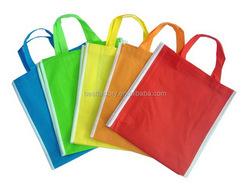 color printing metallic shopping bag, metallic non woven bag