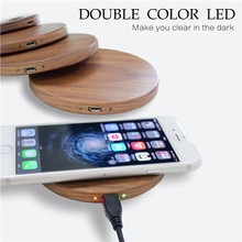 New Design 2015 Hot Selling Unique Mobile QI Wireless Charger