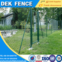 Strained Wire Fence Strained Fencing