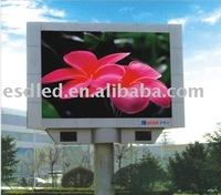 Outdoor digital display Outdoor digital sign Led outdoor billboard led screen led TV