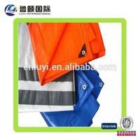 easy to fold pp printed plastic cotton tarpaulin