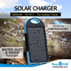 2015 newe products solar powered charger, solar charger with flashlight, solar battery charger
