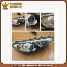 headlight good suppliers with cerato 13 / K3 hot selling auto parts