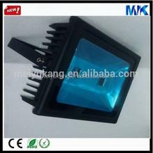 290*230*90mm black COB 100W led flood light housing/accessories/shell parts/enclosure