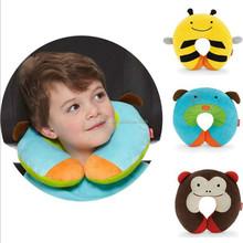 Home Fashions Mini Kids Travel Squishy Roll Neck Pillow