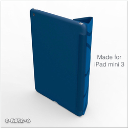 New design fashion tablet cover leather case for iPad mini 3