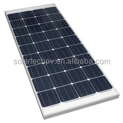 Normal size 130W 140W 150W mono solar panel solar cell