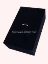 black style plastic box for powerbank