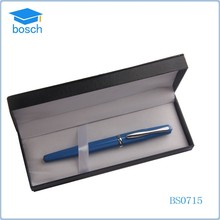 Factory cheap promotional metal ball pen gift set in discount