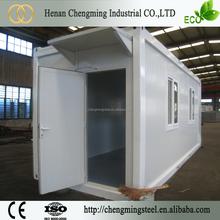 civil construction Multipurpose rainproof shipping portable public toilet container