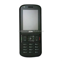Original ZTE F116C Function cell phone 2.4 inch 3G WCDMA T9 keyboard 2.0Mp Camera Not Touth Screen cell phone