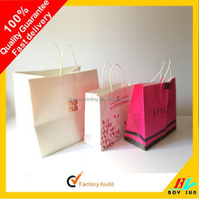 eco-friendly promotional paper bags