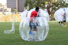 Manufacturer factory popular human bubble ball for sale