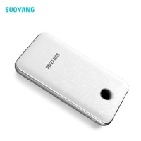 High Quality 10000mah Power Bank Super Slim For IPhone6/6Plus Samsung Galaxy S6 And Tablets