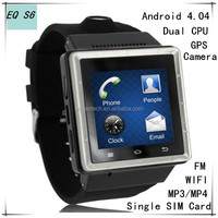 2G 3G gsm wcdma network dual cpu Android wifi watch phone