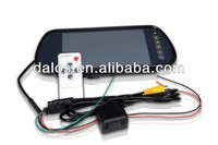 """7"""" Touch car monitor with hdmi 1080p/ Hot sale car monitor tv/7 inch car LCD monitor"""
