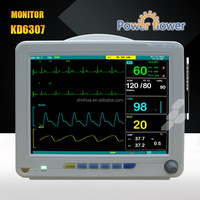 Factory Direct hospital equipment Multi-Parameter Monitor With CE ISO