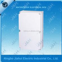 PC electric plastic enclosure box, IP65 plastic waterproof enclosure box