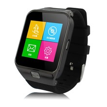 Touch screen cheap smart watch phone with camera