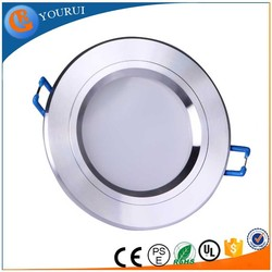 China manufacture 35w 5w low price cob down light led square 8 inch recessed 15 watt led down light fixtures for home and market