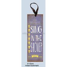 SING IN THE SHOWER DESIGN CUTE BOOKMARK HANDICRAFT