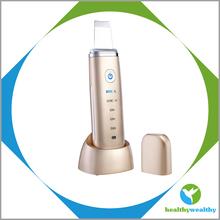 Skin whitening Beauty equipment home use Ultrasonic Skin Scrubber